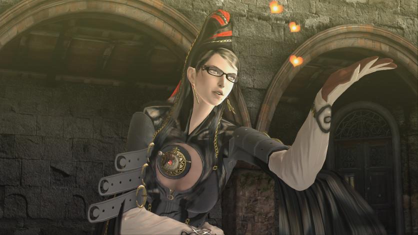 Screenshot 2 - Bayonetta