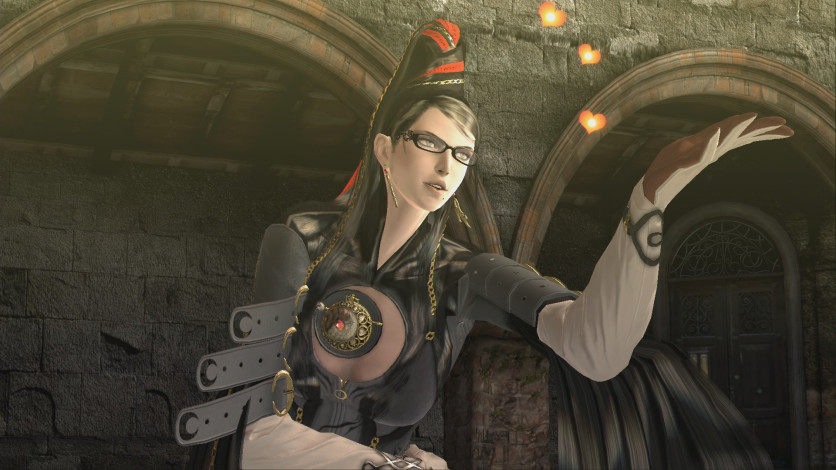 Screenshot 2 - Bayonetta - Deluxe Edition