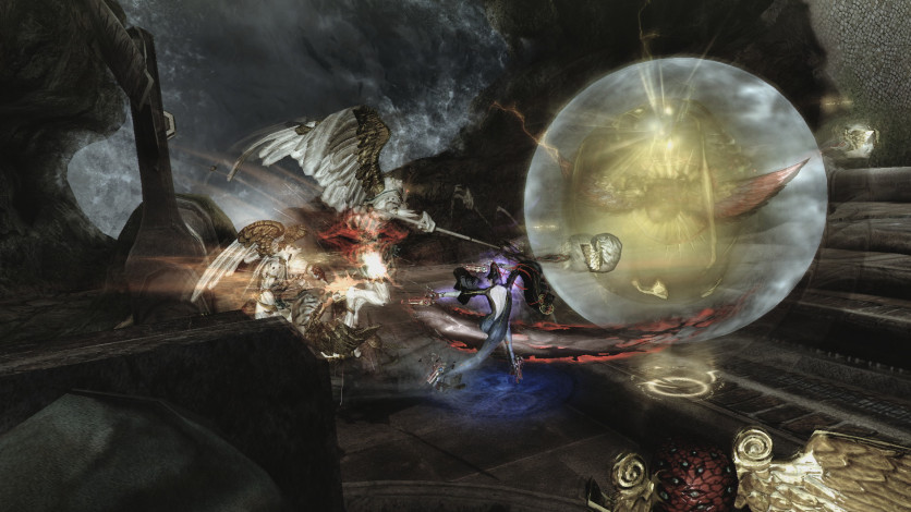 Screenshot 6 - Bayonetta - Deluxe Edition