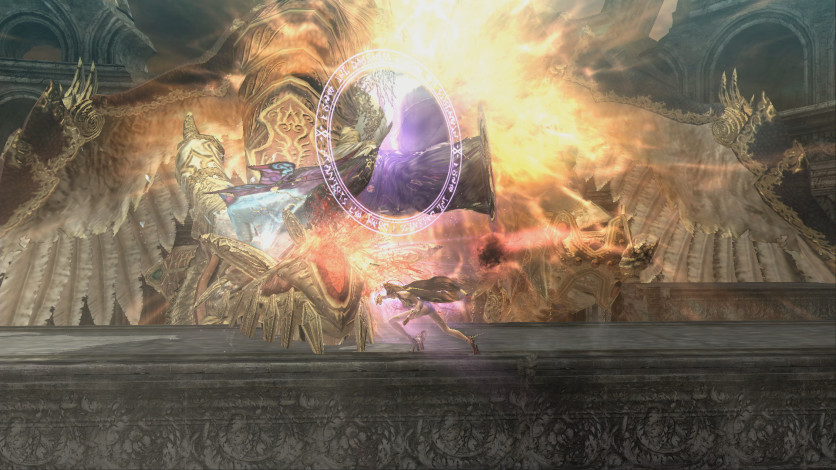 Screenshot 4 - Bayonetta - Deluxe Edition