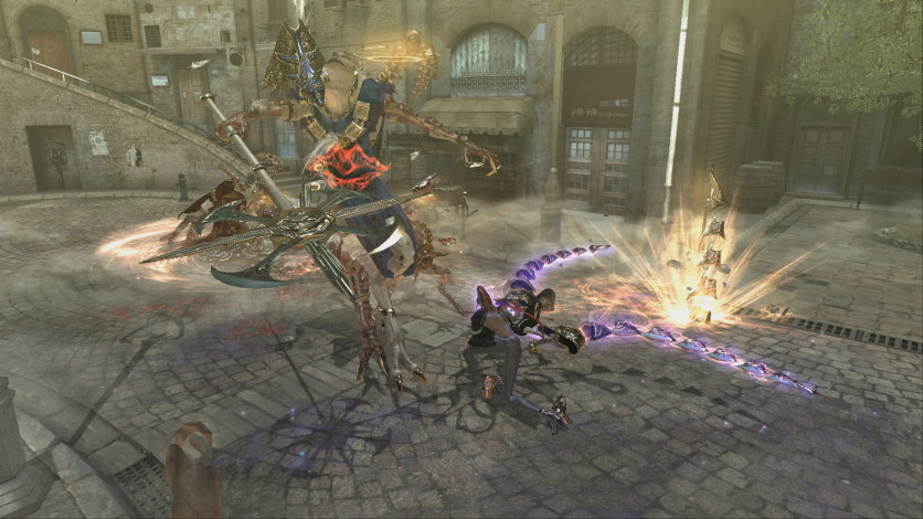 Screenshot 5 - Bayonetta - Deluxe Edition