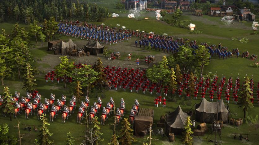 Screenshot 1 - Cossacks 3: Guardians of the Highlands