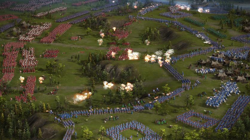 Screenshot 5 - Cossacks 3: Guardians of the Highlands