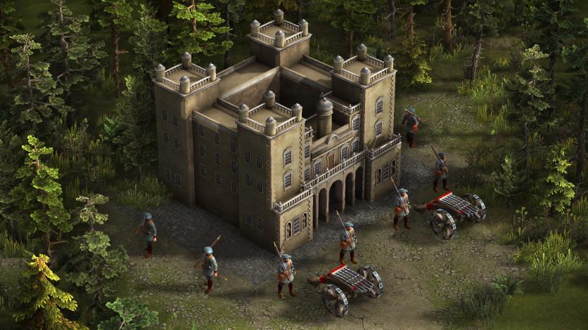 Screenshot 3 - Cossacks 3: Guardians of the Highlands
