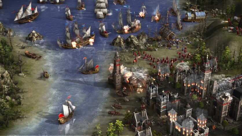 Screenshot 2 - Cossacks 3: Guardians of the Highlands
