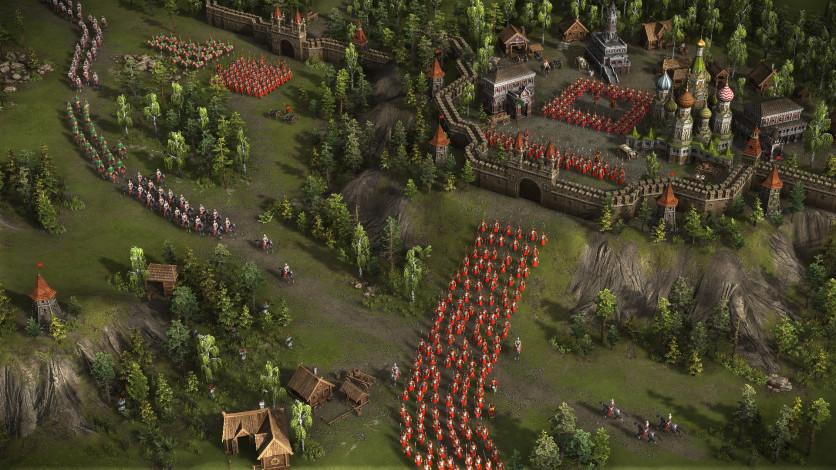 Screenshot 9 - Cossacks 3: Guardians of the Highlands