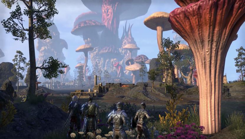 Screenshot 3 - The Elder Scrolls Online - Morrowind - Digital Collector's Edition Upgrade