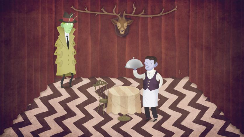 Screenshot 3 - The Franz Kafka Videogame