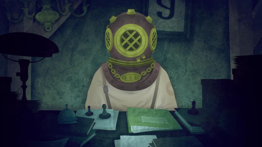 Screenshot 4 - The Franz Kafka Videogame