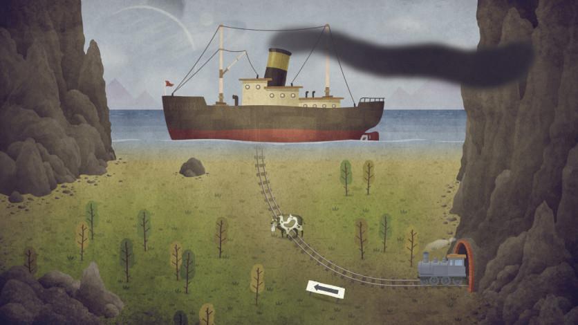 Screenshot 2 - The Franz Kafka Videogame