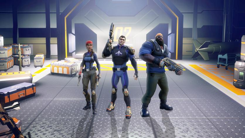 Screenshot 9 - Agents of Mayhem