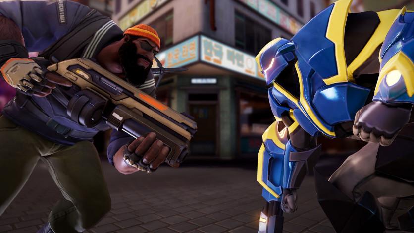 Screenshot 3 - Agents of Mayhem