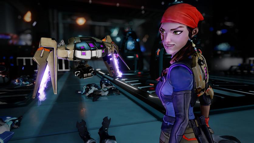 Screenshot 4 - Agents of Mayhem