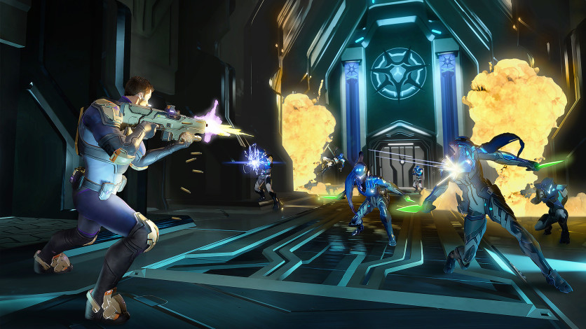 Screenshot 10 - Agents of Mayhem
