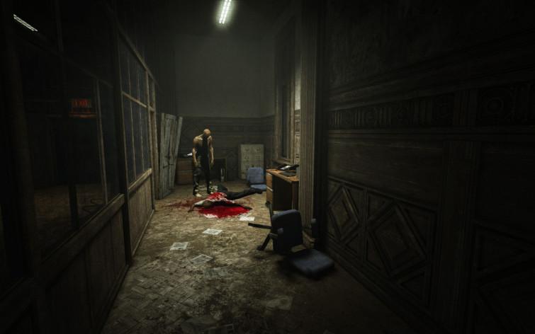 Screenshot 7 - Outlast