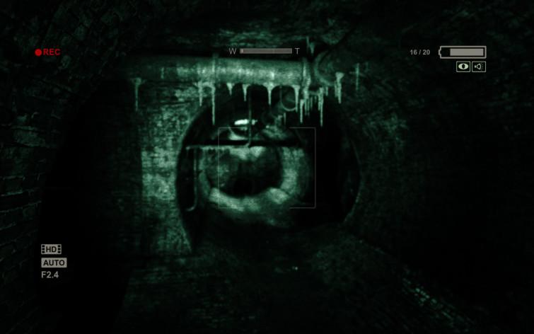 Screenshot 5 - Outlast
