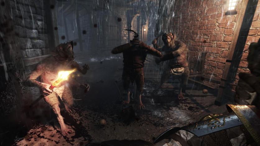 Screenshot 10 - Warhammer: End Times - Vermintide Stromdorf