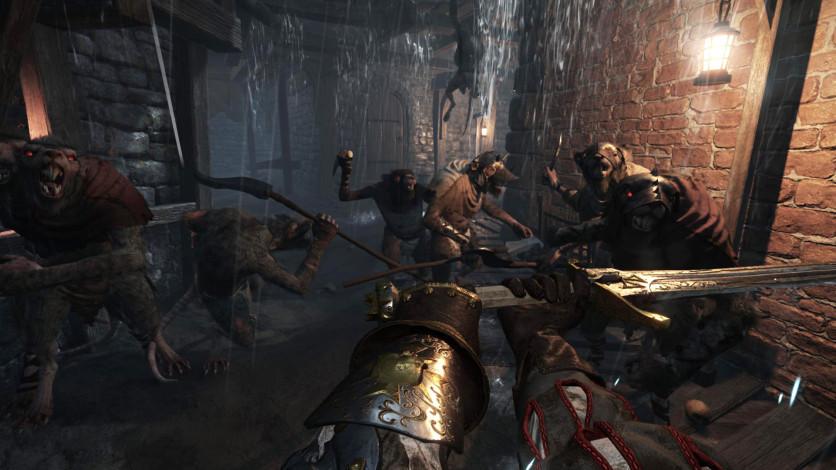 Screenshot 8 - Warhammer: End Times - Vermintide Stromdorf