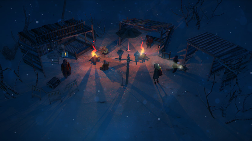 Screenshot 3 - Impact Winter