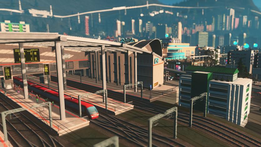 Screenshot 3 - Cities: Skylines - Mass Transit
