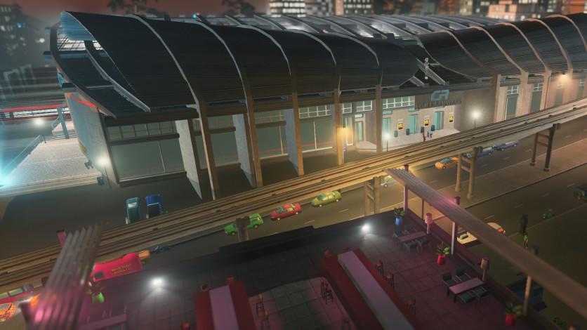 Screenshot 4 - Cities: Skylines - Mass Transit
