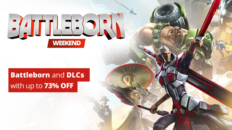 Battleborn Weekend