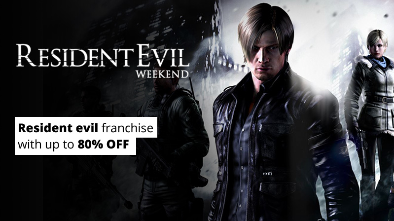 Resident Evil Weekend