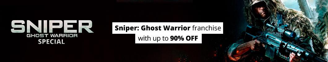 Sniper: Ghost Warrior Special