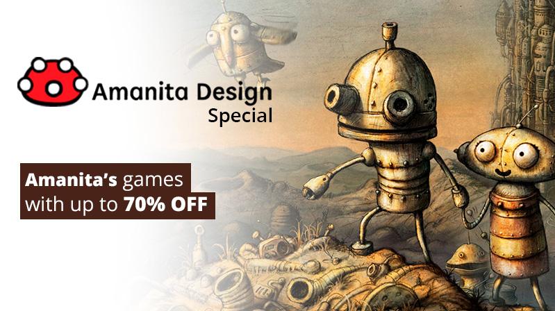 Amanita Design Special